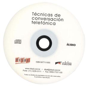 Técnicas de Conversación Telefonica: Cd Audio
