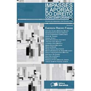 Impasses e Aporias do Direito Contemporaneo
