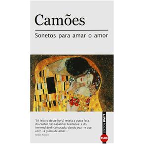 L&pm Pocket - Sonetos para Amar o Amor - Camões