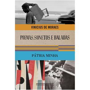 Poemas Sonetos e Baladas e Patria Minha
