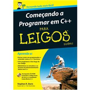 Comecando a Programar em C++ para Leigos