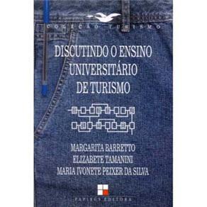 Discutindo o Ensino Universitário de Turismo