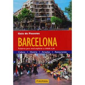 Barcelona Passeio