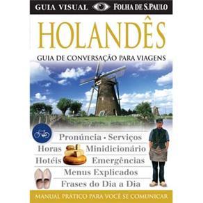 Guia Visual Holandês: Guias de Conversação para Viagens