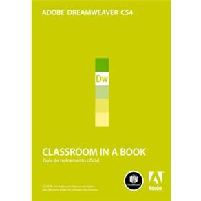 Adobe Dreamweaver Cs4 - Classroom In a Book