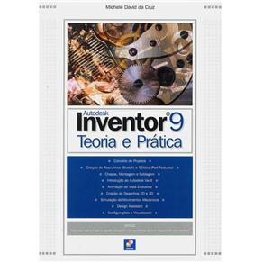 Autodesk Inventor 9 - Teoria e Prática