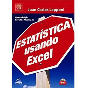 Estatística Usando Excel 4ª Edição