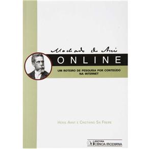 Machado de Assis Online - um Roteiro de Pesquisa por Conteudo na Internet