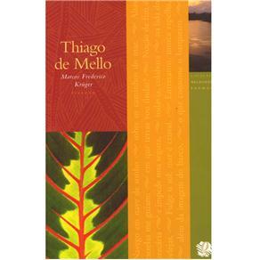 Melhores Poemas de Thiago de Mello