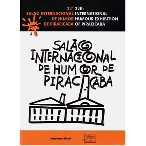 33 Salao Internacional do Salao de Humor de Piracicaba