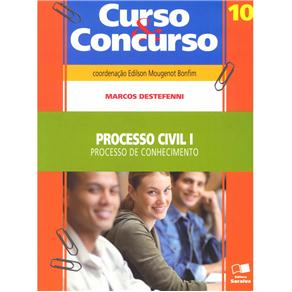 Processo Civil I - Processo de Conhecimento - Vol. - Col. Curso e Concurso (0)