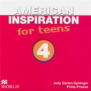 Cd Audio - 4 American Inspiration For Teens