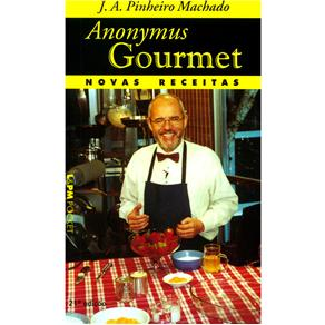 Novas Receitas do Anonymus Gourmet - Livro de Bolso
