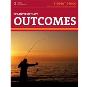Outcomes Pre-intermediate - Student Book + Pincode + Vocabulary Builder