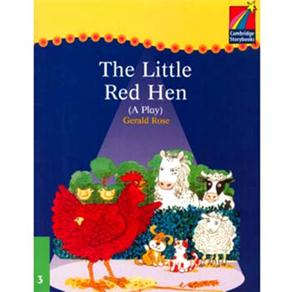 The Little Red Hen: a Play - 3