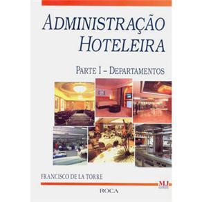 Administração Hoteleira - Parte I - Departamentos