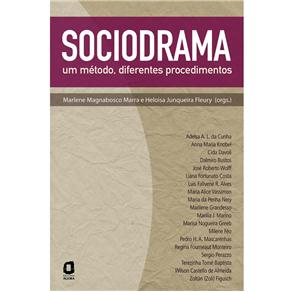 Sociodrama: um Metodo, Diferentes Procedimentos