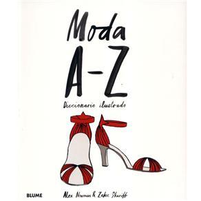 Moda A-z: Diccionario Ilustrado