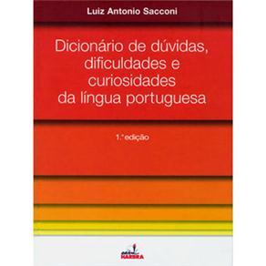 Dicionário de Dúvidas, Dificuldades e Curiosidades da Língua Portuguesa