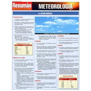 Resumão - Meteorologia