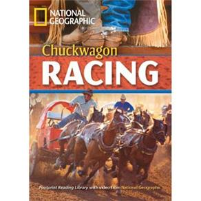Footprint Reading Library - Level 5 1900 Headwords B2 - Chuckwagon Racing - American English