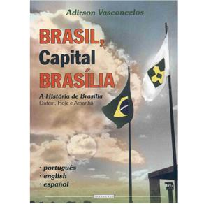 Brasil, Capital Brasília - Trilíngue