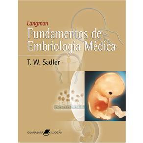 Langman Fundamentos de Embriologia Médica