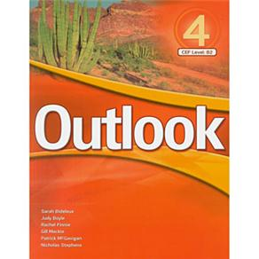 Outlook 4 - Student Book