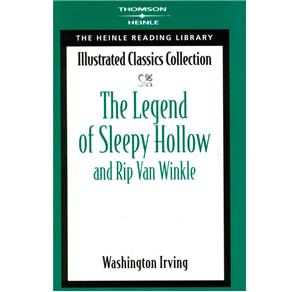Heinle Reading Library Level a - Legend Of Sleepy Hollow