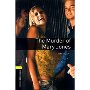 The Murder Of Mary Jones - Volume 1