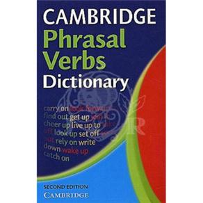Dictionary: Cambridge Phrasal Verbs