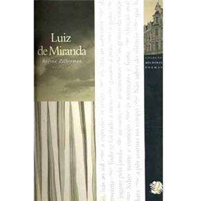 Melhores Poemas de Luiz de Miranda