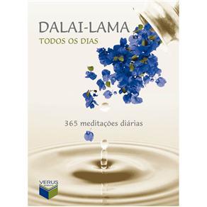 Dalai Lama Todos os Dias: 365 Meditações Diárias