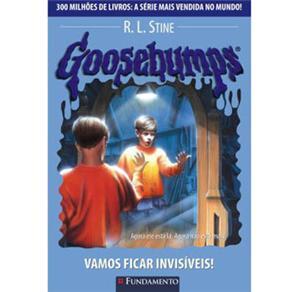 Goosebumps 19: Vamos Ficar Invisíveis