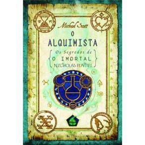 O Alquimista: os Segredos de Nicolau Flamel