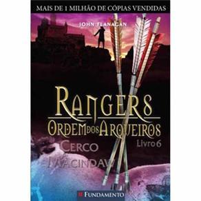 Rangers Ordem dos Arqueiros: Cerco a Macindaw - Volume 6
