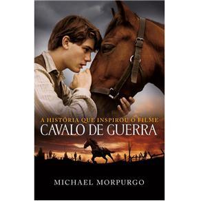 Cavalo de Guerra - Capa do Filme