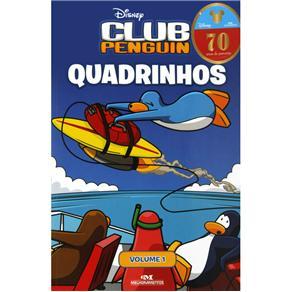Quadrinhos - Club Penguin - Vol. 1