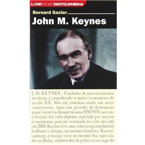 John M. Keynes - Edicao de Bolso