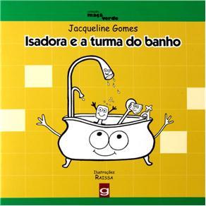Maçã Verde - Isadora e a Turma do Banho - Jacqueline Gomes