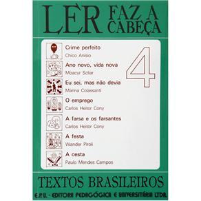 Ler Faz a Cabeca - Portugues - V 4
