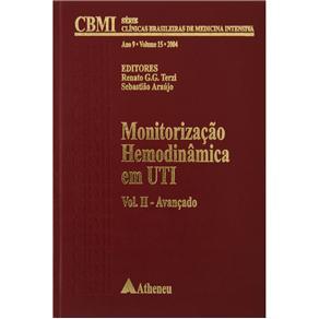 Monitorização Hemodinâmica em Uti: Avançado - Voume 2 - Volume 15 - Sebastião Araujo, Renato G. G. Terzi