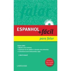 Espanhol Mais Facil para Falar - Atualizado