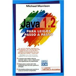 Java 1.2 para Leigos Passo a Passo