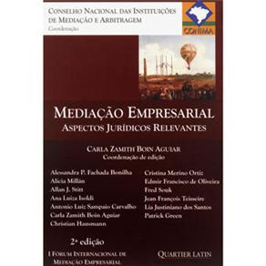Mediação Empresarial: Aspectos Jurídicos Relevantes