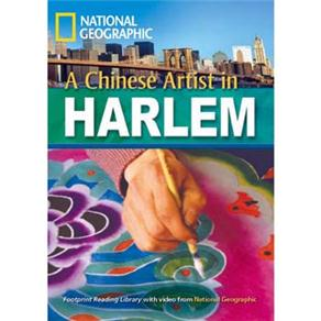 Footprint Reading Library - Level 6 2200 Headwords B2 - a Chinese Artist In Harlem - American Englis