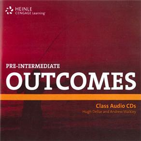 Outcomes Pre-intermediate - Class Audio Cd