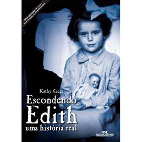 Escondendo Edith – uma História Real - Nova Ortografia