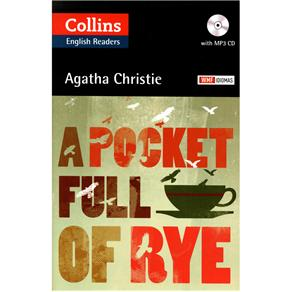A Pocket Full Of Rye - With Cd-audio - Agatha Christie