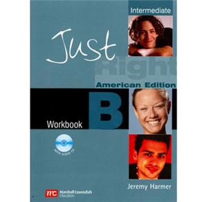 Just Right Intermediate B - Workbook + Audio Cd